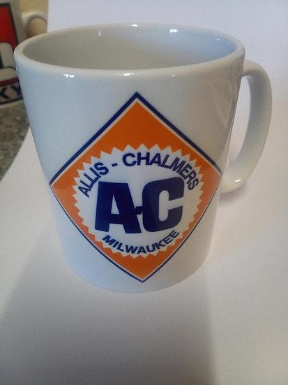 Allis Chalmers Logo 1 10oz Durham Style Mug