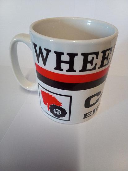 Wheelhorse C125 10oz Durham Style Mug