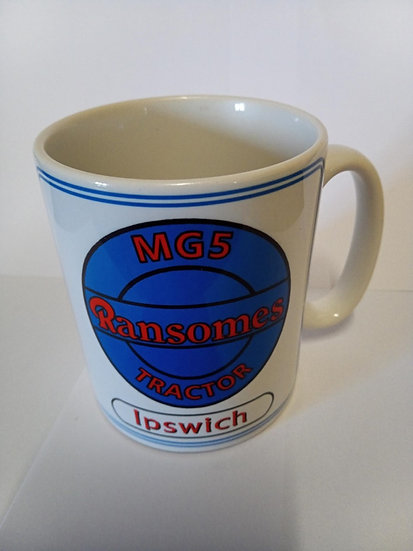 Ransomes MG5 10oz Durham Style Mug