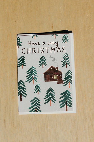 Cosy Christmas Card