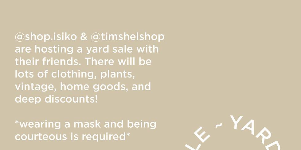 Friendship Yard Sale