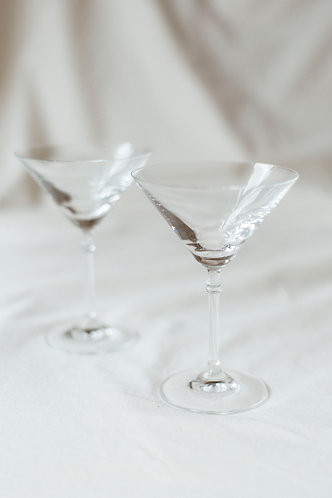 Martini Glasses (Set)