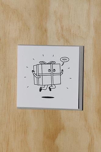 Yey! Card