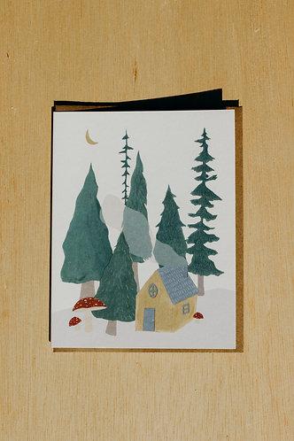 Cabin Card