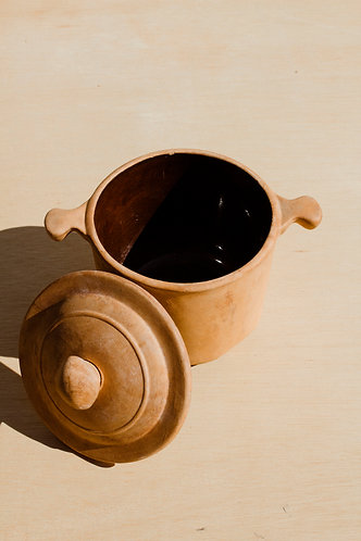 Pot with Lid