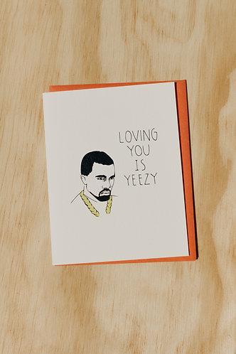 Kanye Card