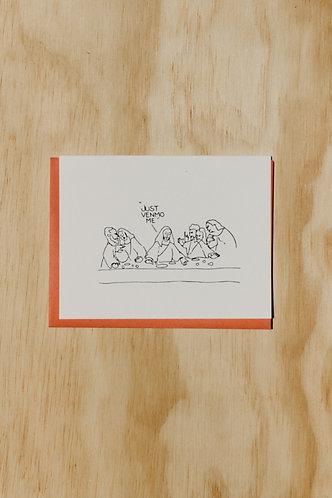 Venmo Card
