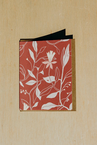 Blooms Card