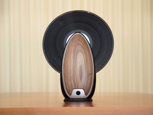 'TOC' A vertical record player