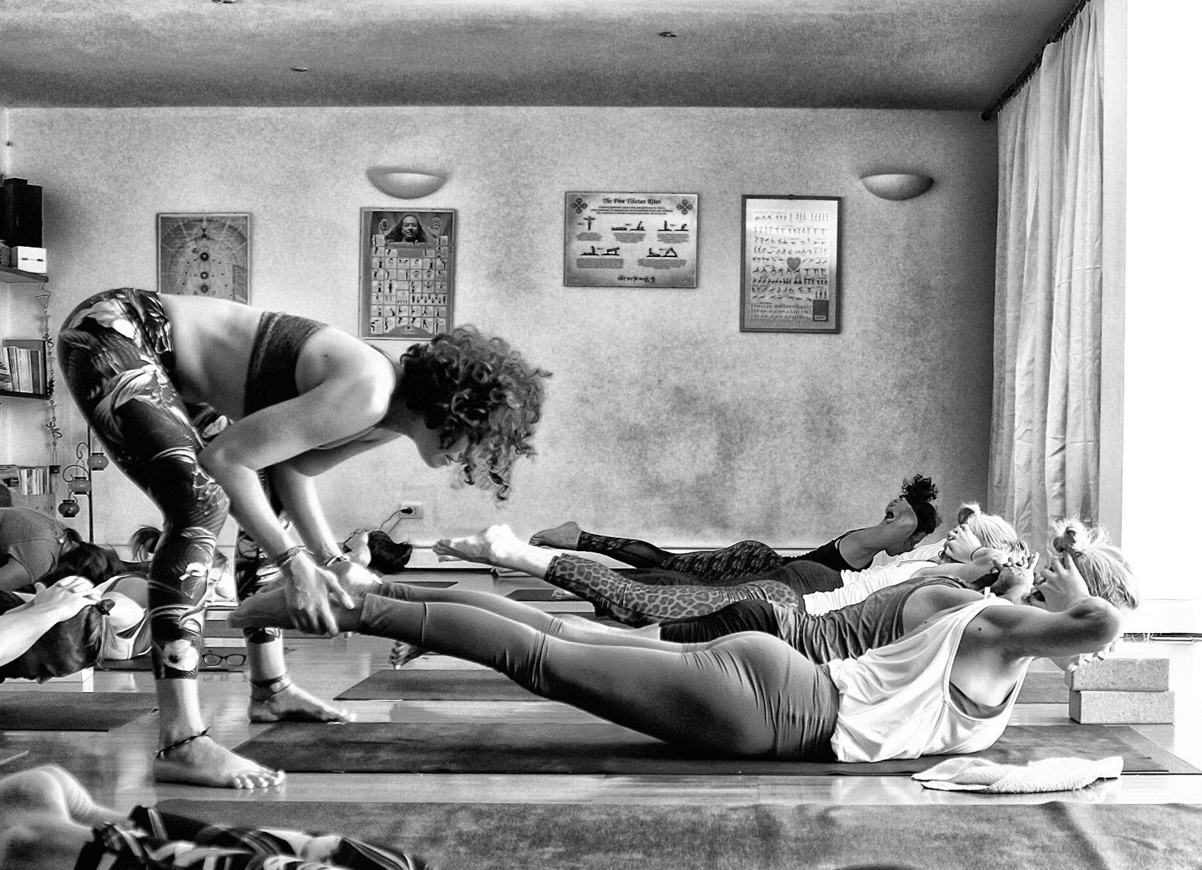 Vinyasa Class (Studio)