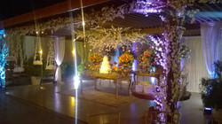 RST iluminando decoração