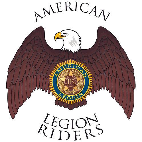 Membership in the American Legion Riders