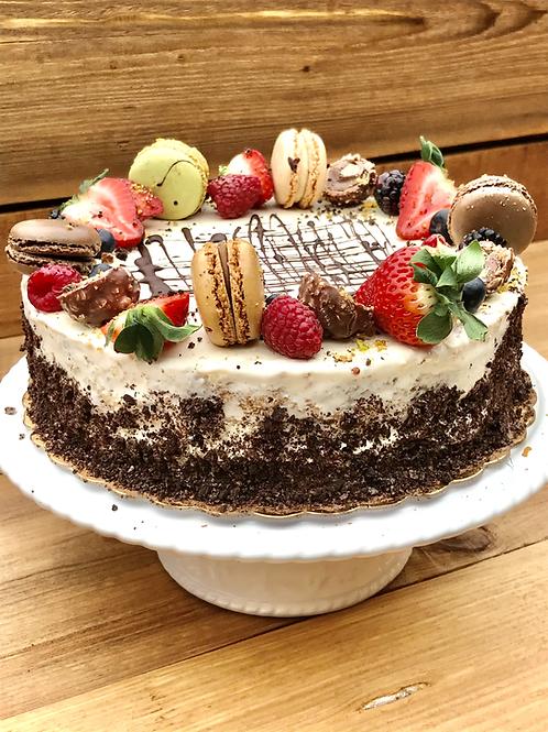 CAKE CREME BRULEE