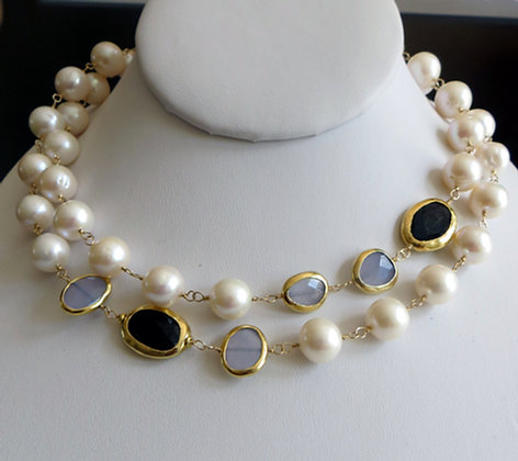 FAVORITE PEARL Necklalce