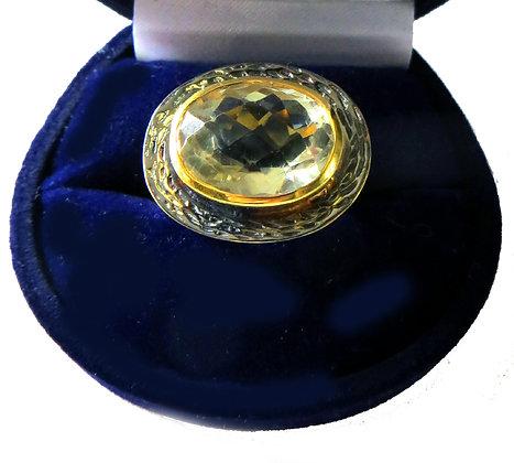 PALE FERN Ring