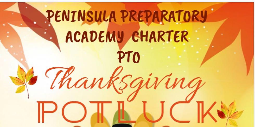 PTO Thanksgiving Potluck