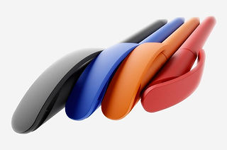 Stylos personnalisés en plastique 100% recyclé, Mine Floating Ball® sans plomb