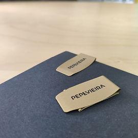 Clip Pepevieira dorado, dutchclip gold
