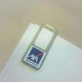 Clip Axa, Markclip, clip publicitario