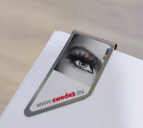 ML clip Swedex, XL clip, clip Swedex, clip promocional gran capacidad