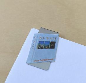Axionclip 4, clip con forma de libro, clip libro, libroclip, markclip