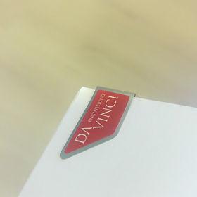 clip Davinci, promoclip, clip logo Davinci