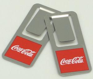 clip coca cola, markclip, logoclip, clip promocional, clip cuadrado