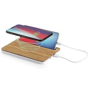 6527 chargeur organiseur trons, chargeur sans fil. Sortie USB. Chargeur durable1000 mA. Cable Inclus