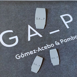 Clip Gómez-Acebo & Pombo, clip GA-P, Dutchclip, clip GAP
