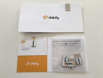 clip dokify, clip promocional dokify, clip promoción, clip mailing