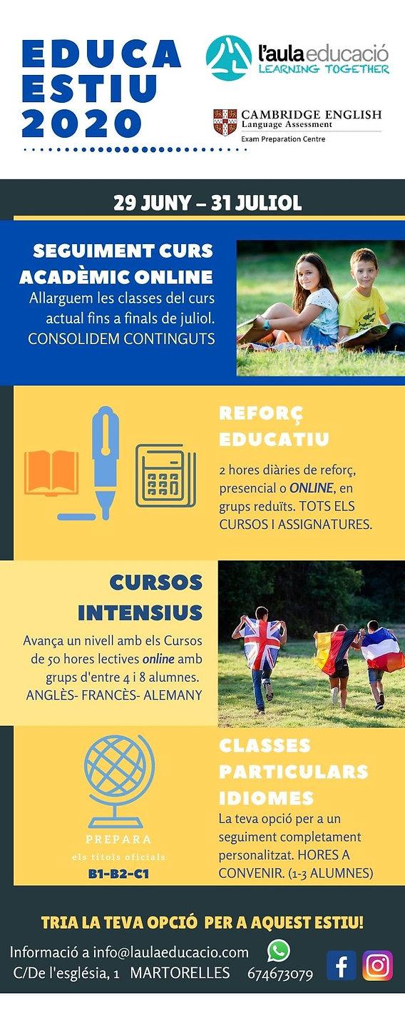 LAULA EDUCACIO - EDUCAESTIU 2020.jfif