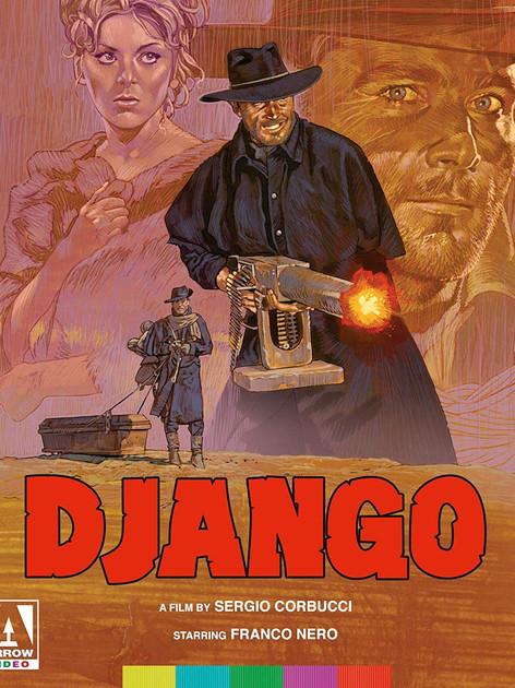 Discovering Django: Newly Filmed Appreciation by Spaghetti Westerns Scholar Austin Fisher