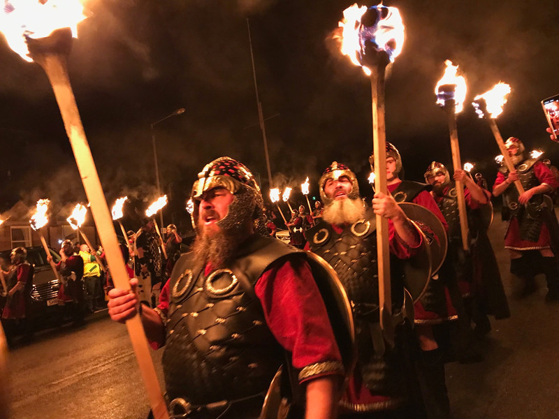 Up Helly Aa Guisers
