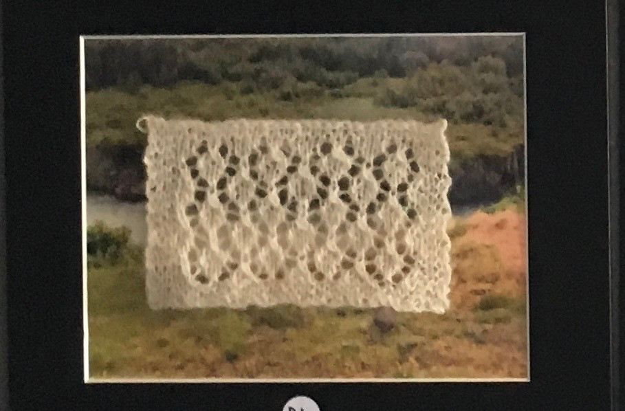 June 2019 Icelandic lace