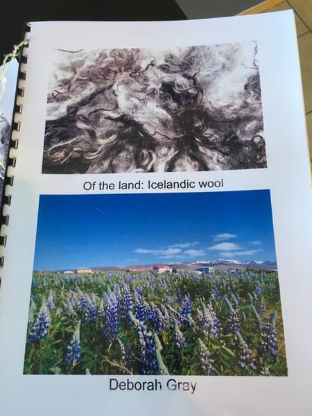 Of the land: Icelandic wool