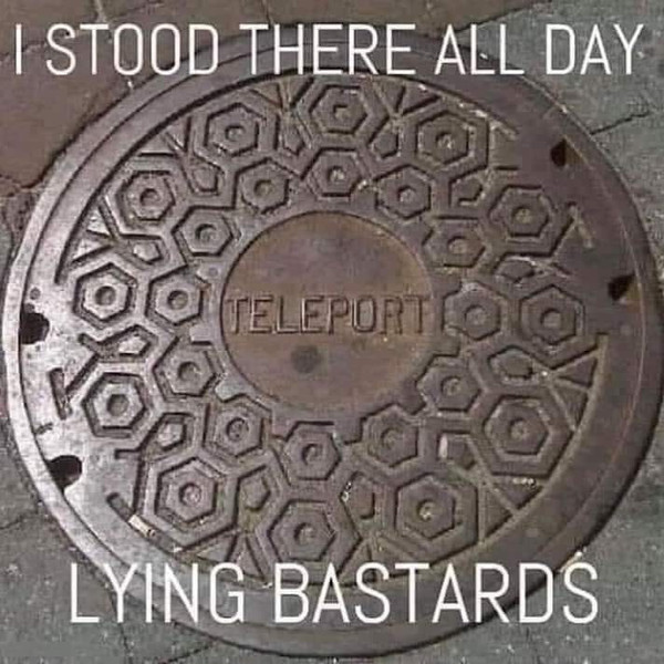 Teleport inspiration
