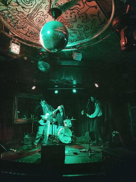 Kazemijazi LIVE at Underbelly Hoxton - London 2020