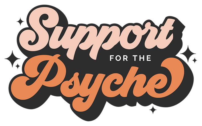 Support for the Psyche logo