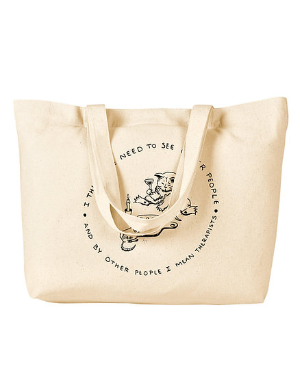 Other People Fund Tote Bag