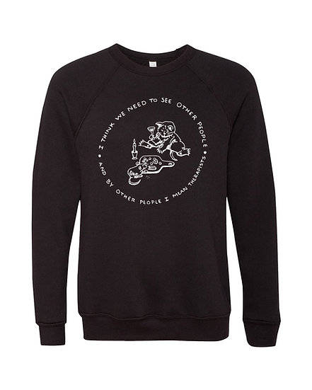 Other People Fund Crewneck