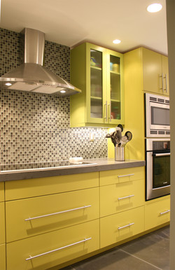 Contemporary Kitchen 1