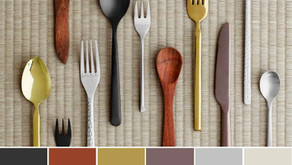 "Pigment Palette: Not so ""silver""ware"