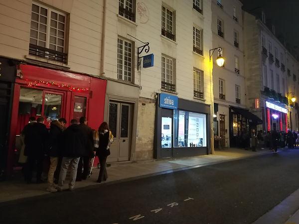 rue parisienne billetterie et théâtre