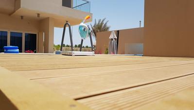 WPC Pool Deck