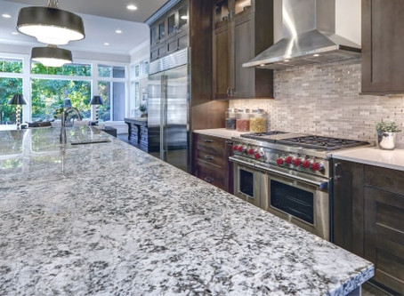 What material to chose for your kitchen countertop?
