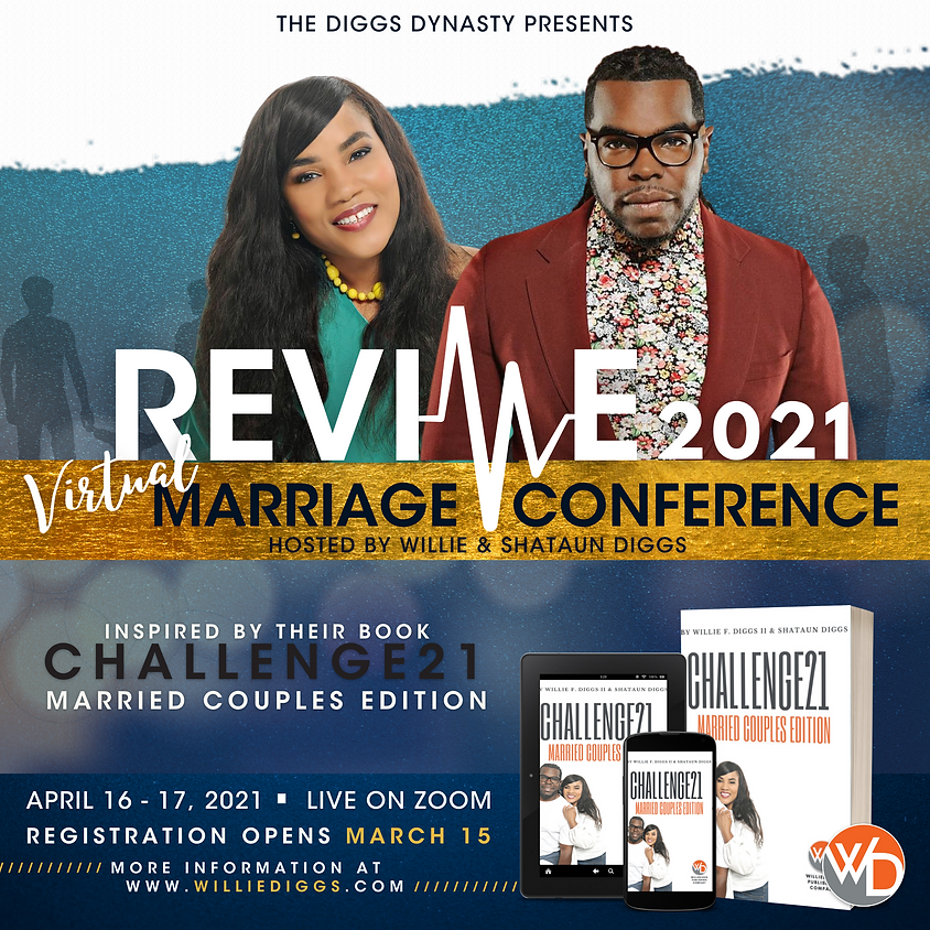 Revive Marriage Conference Sponsorship & Networking Mixer