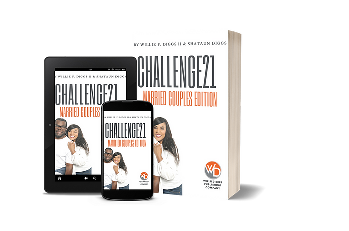 Challenge 21: Married Couples