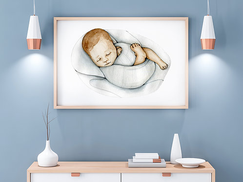 Baby Blanket...