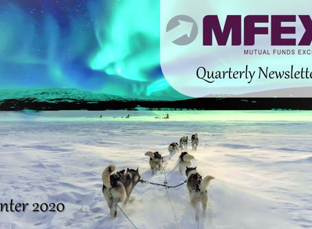 MFEX Quarterly Newsletter - Winter 2020
