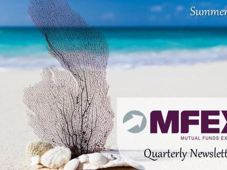 MFEX Quarterly Newsletter - Summer 2018